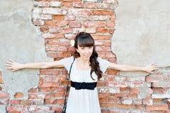 美丽的妇女年轻人 图库摄影