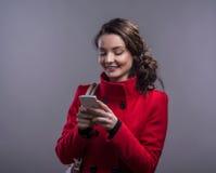 美丽的妇女年轻人 免版税图库摄影