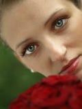 美丽的妇女 图库摄影