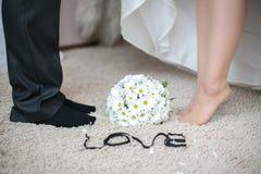 美丽的婚礼静物画 库存图片