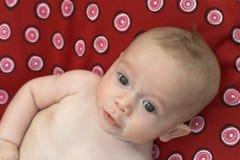 美丽的婴孩 免版税图库摄影