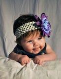 美丽的婴孩 库存图片