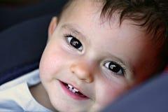 美丽的婴孩 免版税库存图片