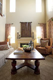 美丽的客厅 库存图片
