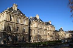 美丽的宫殿 免版税库存照片