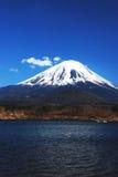 美丽的富士挂接 库存图片