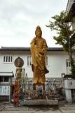 美丽的寺庙在京都,日本 库存照片