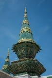 美丽的寺庙在曼谷 图库摄影