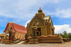 美丽的寺庙 免版税图库摄影