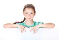 美丽的小女孩 库存图片