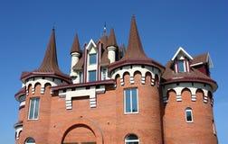 美丽的屋顶。 免版税库存图片