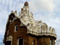 美丽的屋顶 免版税库存图片