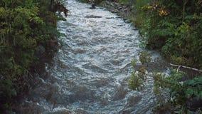 美丽的山小河 股票视频