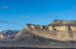 美丽的山高加索 免版税图库摄影
