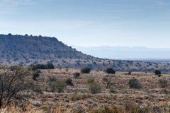 美丽的山- Cradock风景 图库摄影