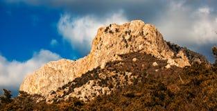 美丽的岩石 图库摄影