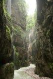 美丽的峡谷ii 免版税库存照片