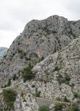 美丽的巨大的山 免版税图库摄影