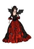 美丽的巫婆 免版税库存图片