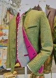 美丽的巴法力亚正式夹克和背心 图库摄影