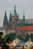 美丽的布拉格 免版税库存照片