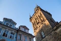 美丽的布拉格 免版税库存图片