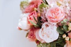 美丽的开花的花 免版税库存图片