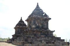 美丽的强的寺庙 免版税库存照片