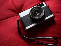 美丽的影片摄影照相机 图库摄影