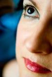 美丽的成熟妇女 免版税图库摄影