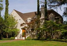 美丽的房子 免版税库存图片