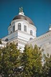 美丽的教会1436 免版税库存照片