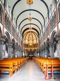 美丽的教会 免版税库存图片