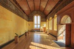 美丽的斯特灵城堡 免版税库存图片