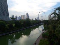 美丽的新加坡 免版税图库摄影