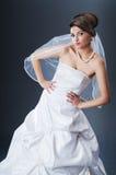 美丽的新娘工作室 库存照片