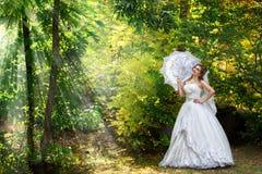 美丽的新娘 免版税库存图片