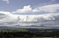 美丽的新西兰 库存图片