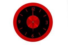 美丽的时钟墙壁 免版税库存图片