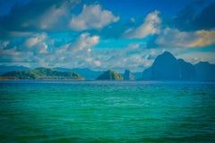美丽的景色在菲律宾 免版税图库摄影