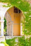 美丽的曲拱 免版税库存图片