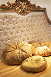 美丽的枕头三 库存图片