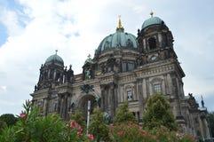 美丽的柏林大教堂-柏林,德国 免版税库存照片