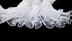 美丽的柔和的鞋带 免版税图库摄影