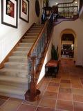 美丽的楼梯 图库摄影