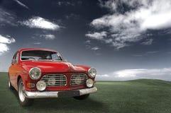 美丽的汽车经典之作 库存照片