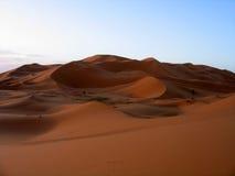 美丽的沙丘 免版税库存照片