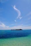 美丽的海岛 免版税库存图片