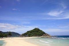 美丽的海岛 免版税图库摄影