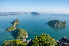 美丽的海岛 库存图片